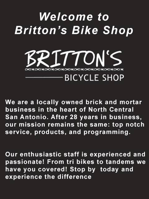 Britton's Bicycle Shop